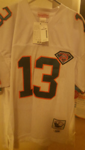 Dan Marino Mitchell & Ness Throwback Jersey