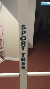Sport Tree..  used to help dry gear