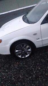 2003 Mazda Protege Hatchback