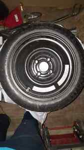 Acura Spare tire and jack - brand new condition Kingston Kingston Area image 4