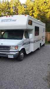 24 Ft. Travelaire Imperial TC250 Motorhome