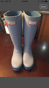 Hunter Boots-excellent condition