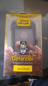 Otter box (Defender series) iPhone 5/5s/SE