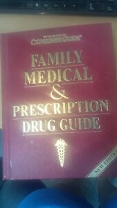 Consumer Guide Family Medical and prescription drug guide