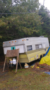 1974 20' powler camper sell or trade