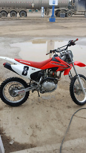 2014 CRF150f NEED GONE!