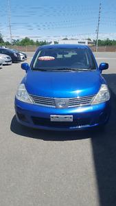 2009 Nissan Versa 1.8 Hatchback.accident free...brand new tires.