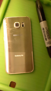 Gold galaxy s6 32gb unlocked