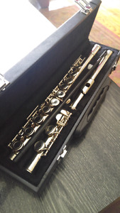 Almost New Opus Flute with Case