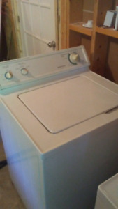 Great working washer and dryer