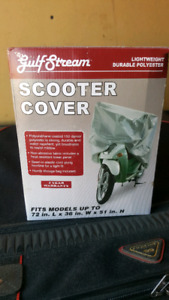 Scooter and bicycle cover