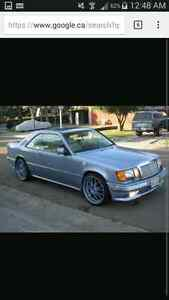 Looking for a mercedes 300ce