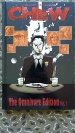 Chew Omnivore edition vol.1 hardcover NEW