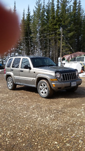 2007 Jeep Liberty limited Other