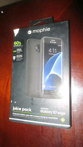 Mophie Juice Battery Case Samsung Galaxy S7 Edge