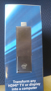 Intel compute stick. Windows 10. 32G