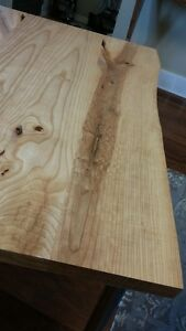 Stunning Live Edge Dining Table