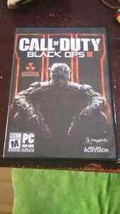 Call of duty black ops 3 pc comme neuf!