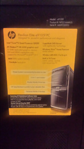 HP Pavilion Elite e9105f PC - Negotiable price