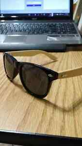 New $30 obo Be stylish with Bamboo sunglasses.