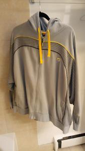 FilA hoodie sweeter worn 5 times