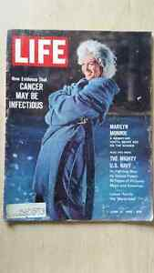 Life Magazines from 50's and 60's (Mad & Time too) Edmonton Edmonton Area image 1