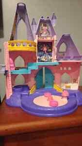 Disney little people castle London Ontario image 2