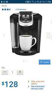 Keurig 2.0 with Refillable cup $75 OBO