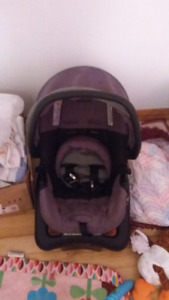 Safety First Carseat & Base