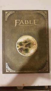 Fable anniversary edition. (Hard cover)