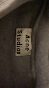 Acne studios rugby sweater
