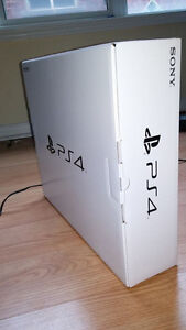 BN-SEALED Slim PS4 NOT OPENED = PS4 Console