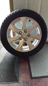 "5 BOLT, 16"" MAZDA ALLOY RIMS (SET OF 4)- $225"