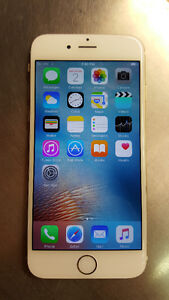 Various Telus iPhone 6 16gb  Silver, Gold and SpaceGray