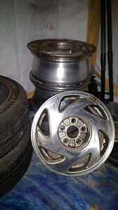 """Toyota CAMRY / SIENNA Compatible 15"""" Alloy Rims (4 set)"""