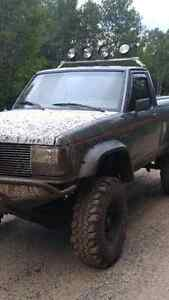 1992 Ford Ranger $1400 obo or trade