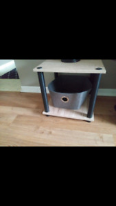 Tv stand and 2 end tables! Moving, need gone asap!