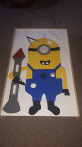 Minion Operation Party Game