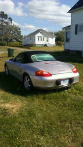 1998 Porsche Boxster Coupe (2 door)