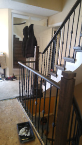 Stairs Refinishing and Renovations from $800