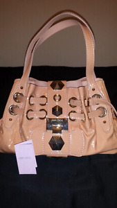 Jimmy Choo Riki Patent Bag Authentic