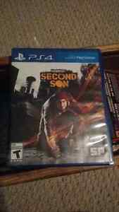 Infamous second sons Cambridge Kitchener Area image 1