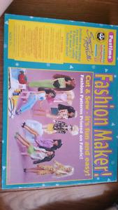 Kit de vetements de Couture pour  Barbie