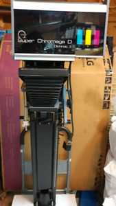 OMEGA Super Chromega D Dichroic 11 Color Photo Enlarger