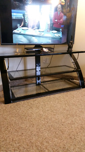 TV stand.  Great condition