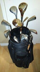 Sac et bâtons de golf à vendre Saguenay Saguenay-Lac-Saint-Jean image 3