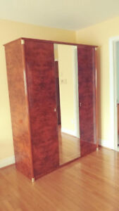 Luxury - Imported - Armoire - Wardrobe -From - Italy