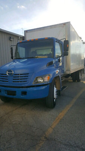 2006 HINO Straight Truck For Sale - with safety and emission
