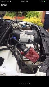 3.0T/3.2L Audi Intake Kits S4 S5 A6 A7