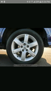 Looking for stock nissan xtrail rim!!